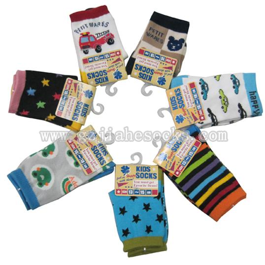 Spring and Summer Cotton Kid's Socks