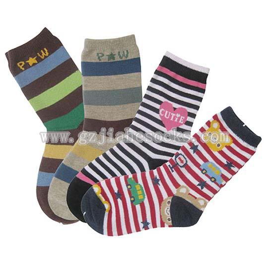 Breathable Cotton Tube Baby Socks