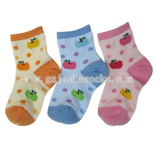Lovely 100 Cotton Baby Gril's /Baby Boy Socks