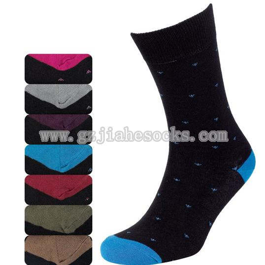 Design mans cotton socks