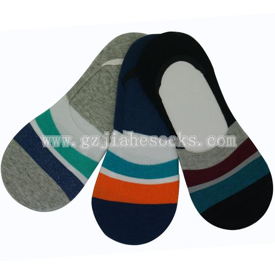 Anti-slip Summer no show socks