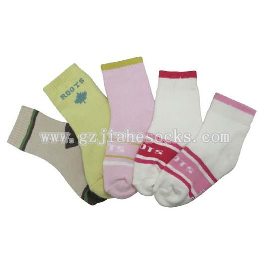 Cotton Tube Socks for Children