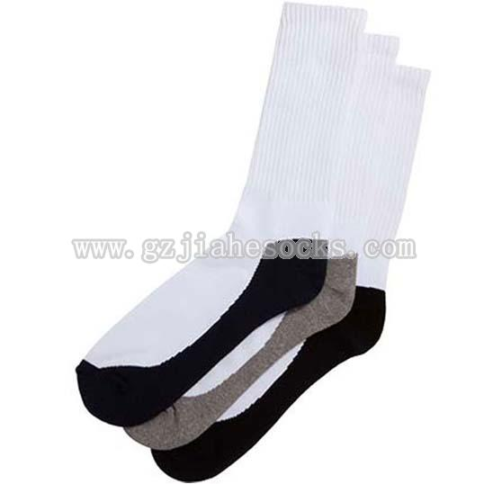 Foshan socks factory custom  men's socks