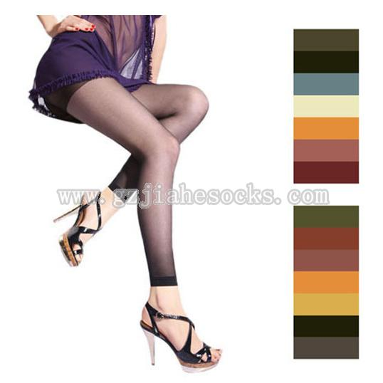 Black Color Thin Women Tights/ Stocking