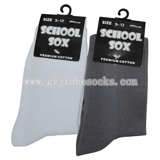 short style student cotton sock