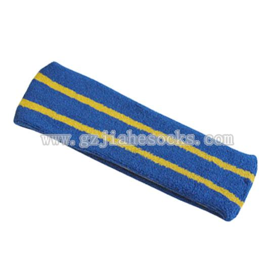 Stripe Headband for Sports