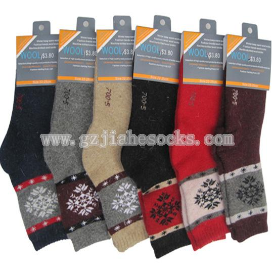 top quality women's wool socks