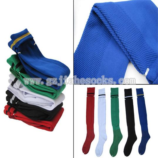 Thickened towel bottom football socks
