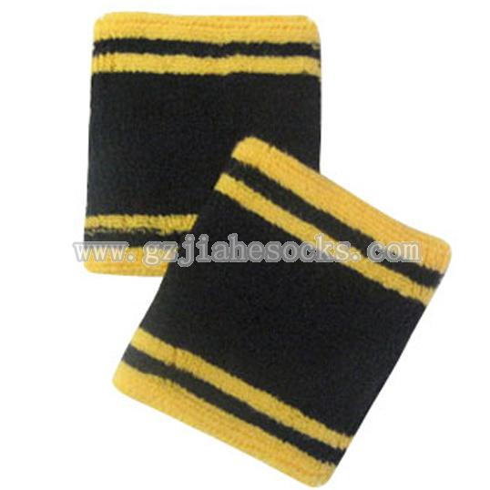 China multi-colour Cotton Sports wristbands