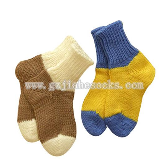 export children winter woolen socks