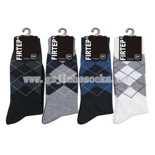 Mid Calf Formal Dress Socks