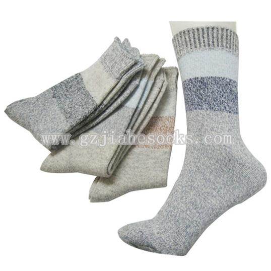 high class woolen men socks