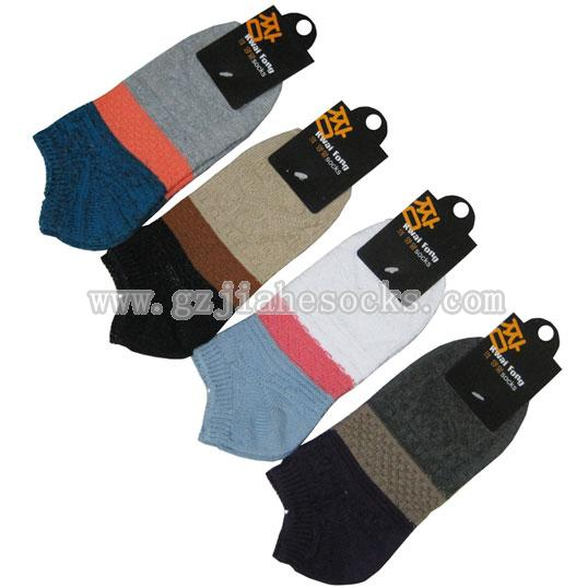 Top quality cotton socks supplier