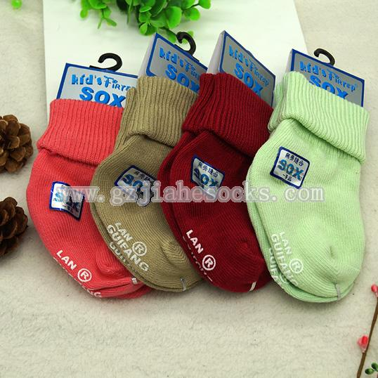 Calf Cotton Children socks/ Baby socks
