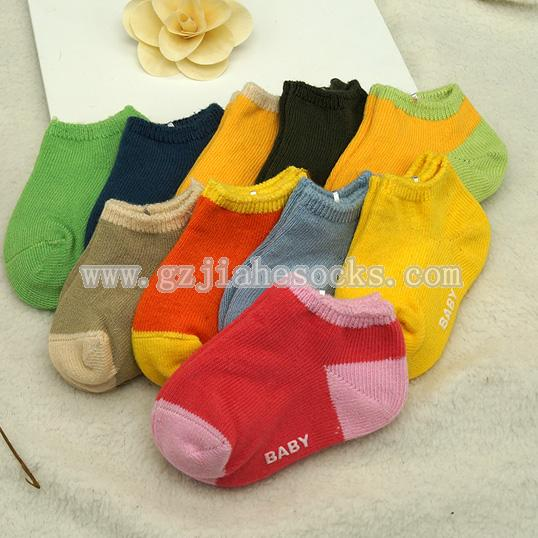 Fashion Confortable Cotton Kids Cusual Socks